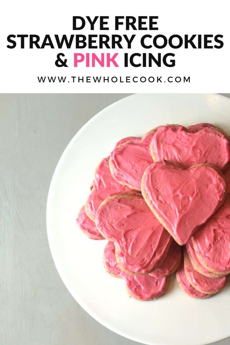 dye-free-strawberry-cookies-pink-icing