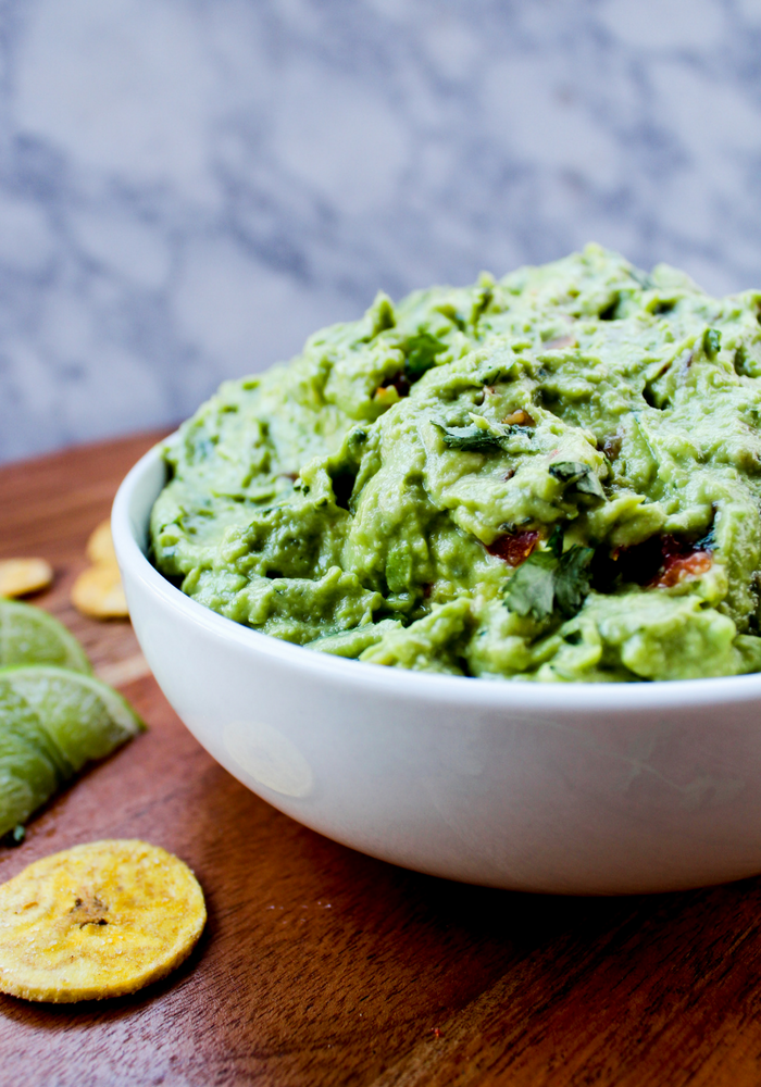 How to Make the Best Guacamole by The Whole Cook VERTICAL FEATURE