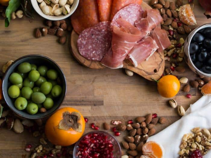 Paleo Holiday Platter by The Kitcheneer