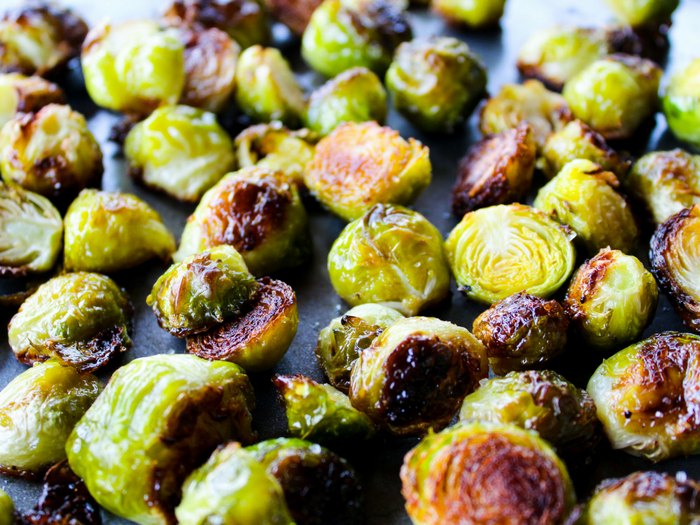 Roasted Brussels Sprouts by The Whole Cook(3)