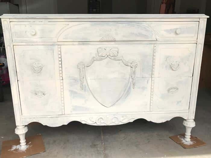 1930s Dresser FIRST COAT