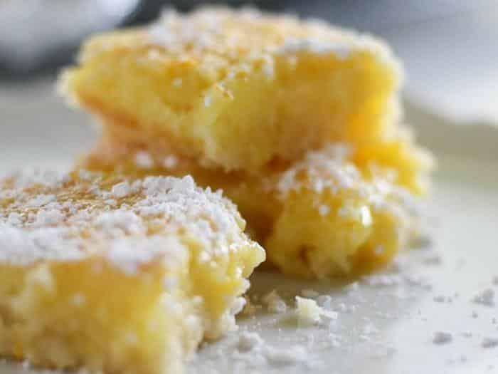 Citrus Orange Lemon Bars by Buy This Cook That