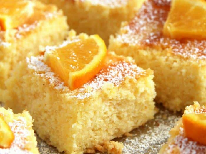 Polenta Orange Cake by Where Is My Spoon