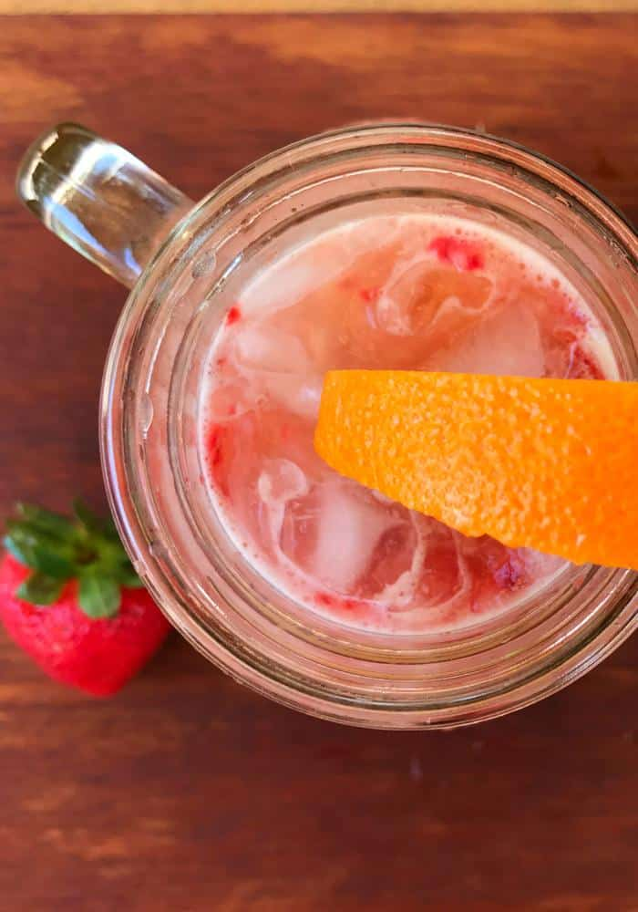 Orange Strawberry Fizz by The Whole Cook FEATURE 4