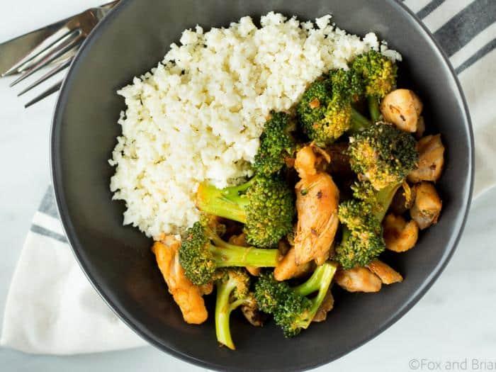 Buffalo Chicken and Broccoli by Fox & Briar