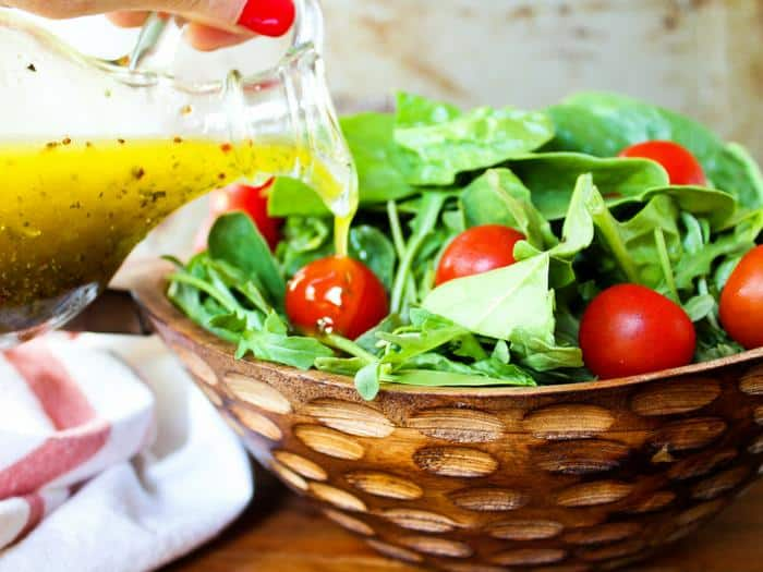 Easy Homemade Italian Dressing by The Whole Cook horizontal(1)