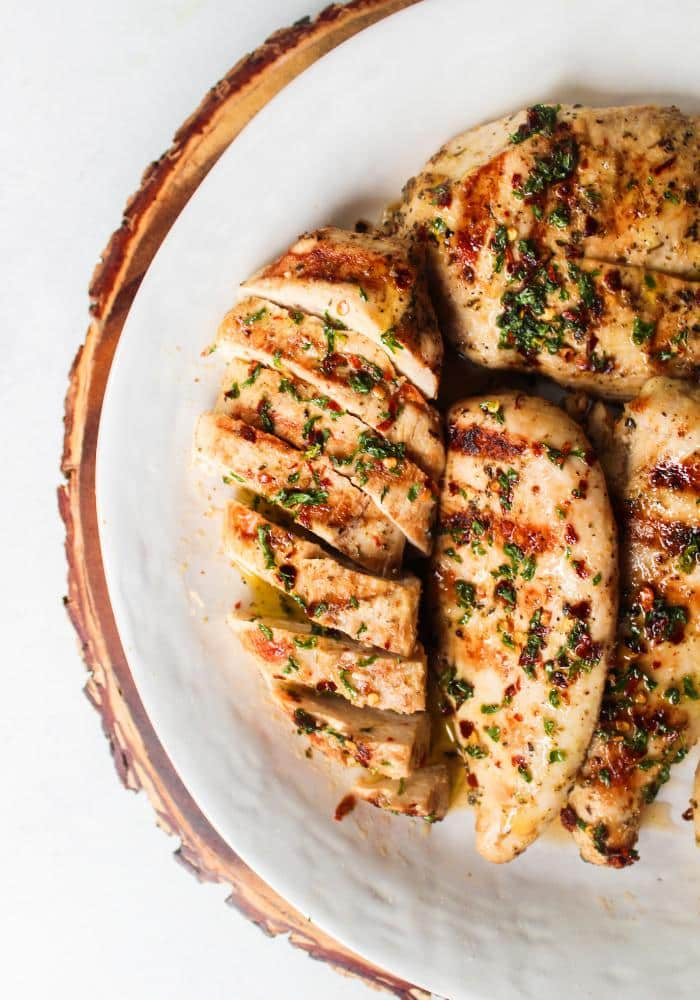 Italian Marinated Chicken The Whole Cook