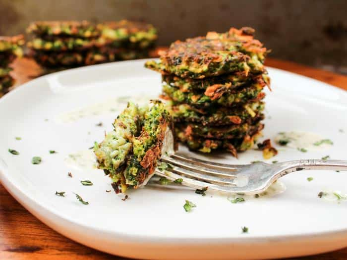 Broccoli Potato Cakes by The Whole Cook horizontal(1)
