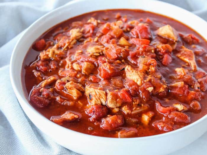 Spicy Chipotle Chicken Chili The Whole Cook